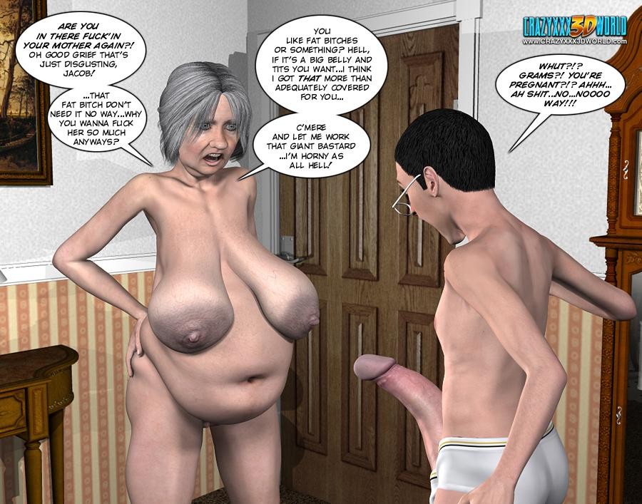 3d comic the chaperone episode 4