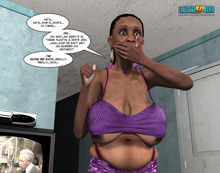 3d comic the chaperone episode 60 6