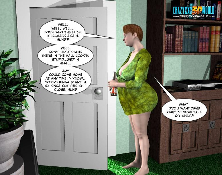 3d comic the chaperone episode 2 7