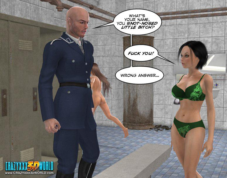 3d comic malevolent intentions episode 9 10