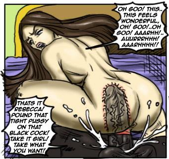 Big interracial cartoon pregnancy love how