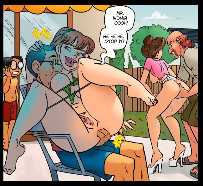 Phrase and Naked comic book women having sex right! Idea
