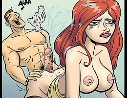 Horny cartoon pictures