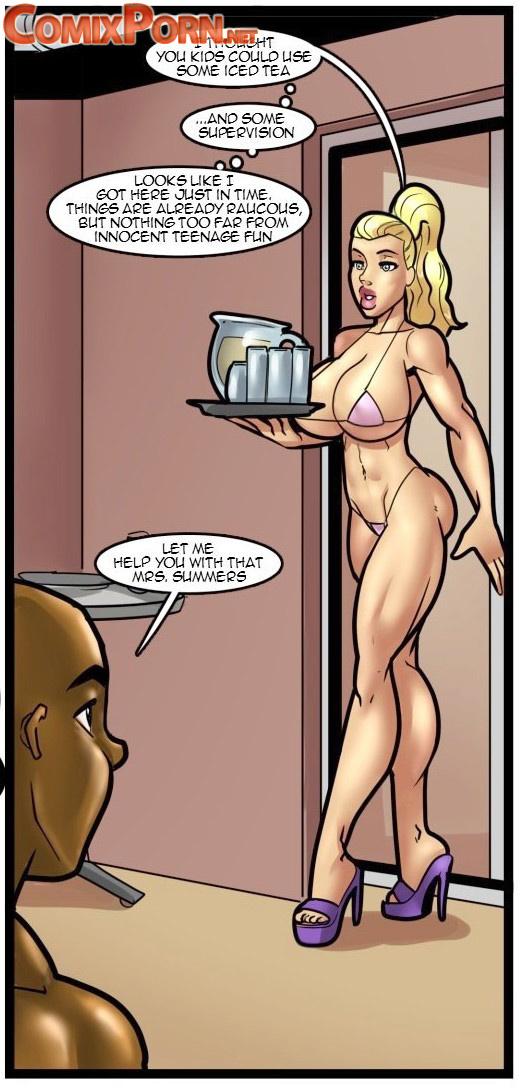 cartoon porno comics