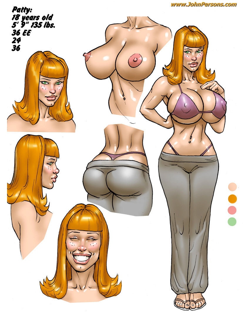 Cartoon porn john person comics