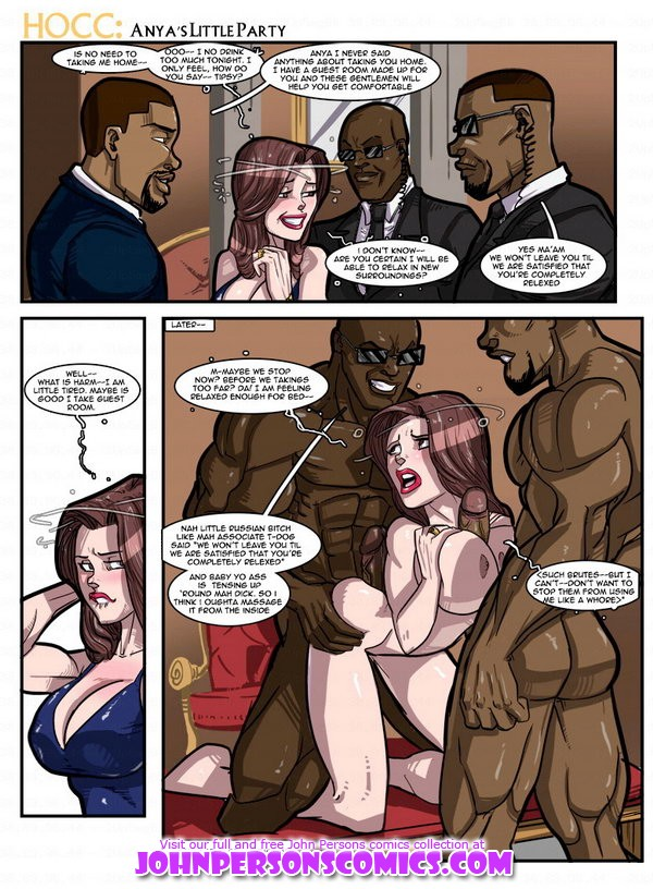 interracial cuckold cartoon john persons