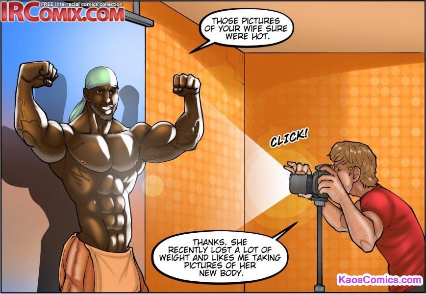 Cartoon porn wife