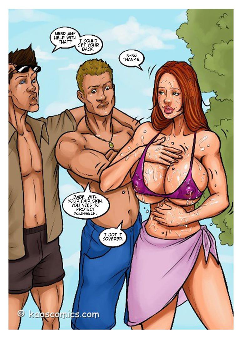 Futanari cartoon porn pics
