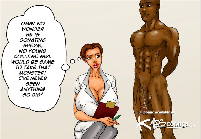 Interracial porn comic gallery pity
