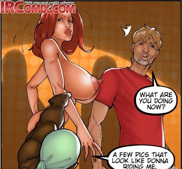 Cuckold porn comics