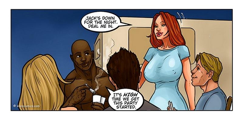 Strip Poker Ebony 112