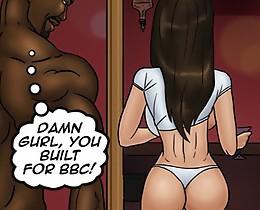 nude african boobie babes having sex