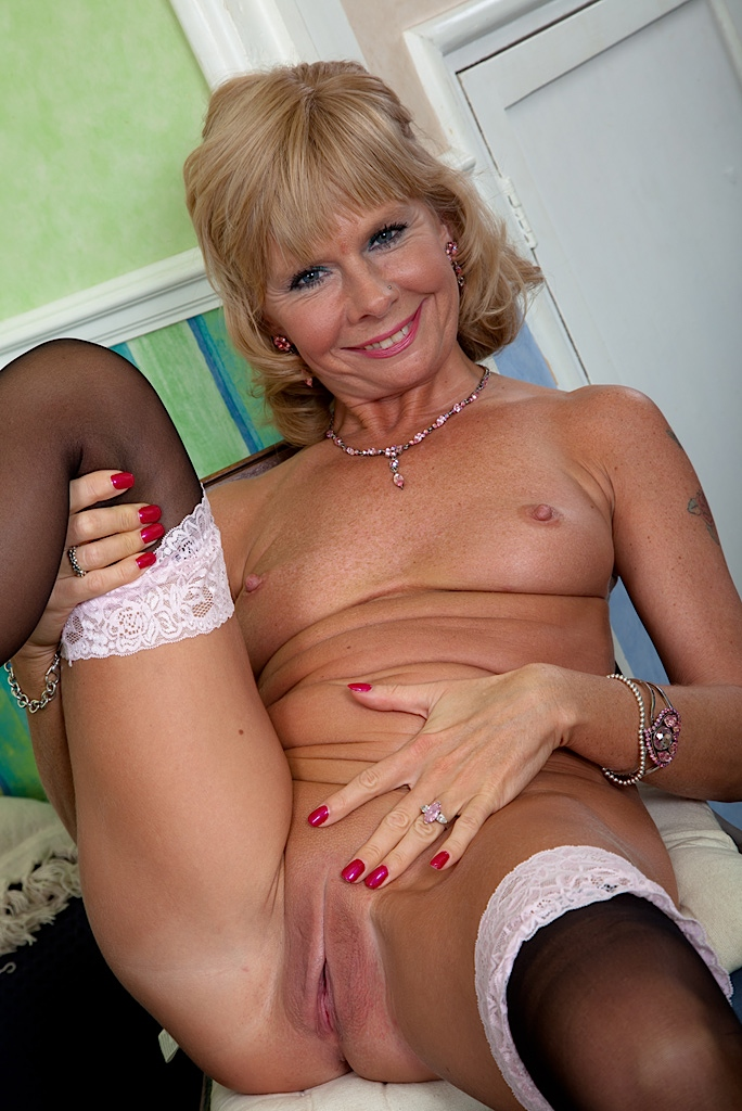Amateur mature wife first time thank 1
