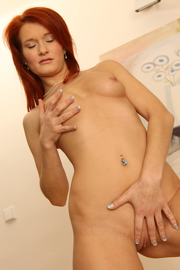 Redhead lucy nude pity