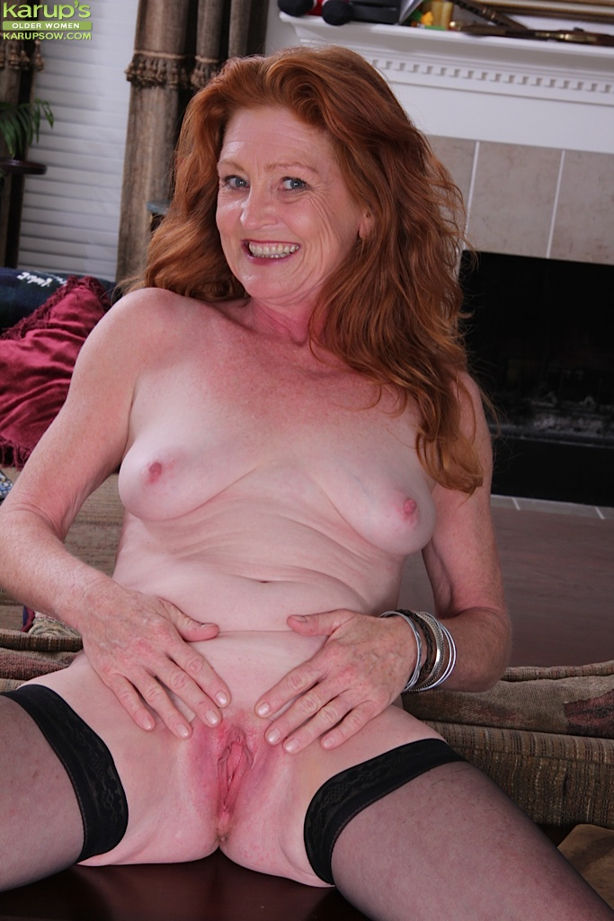 Risk seem naked playing redhead mature for that