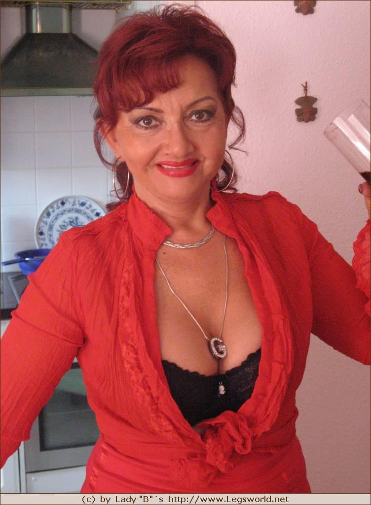 madam gina mature zdarma