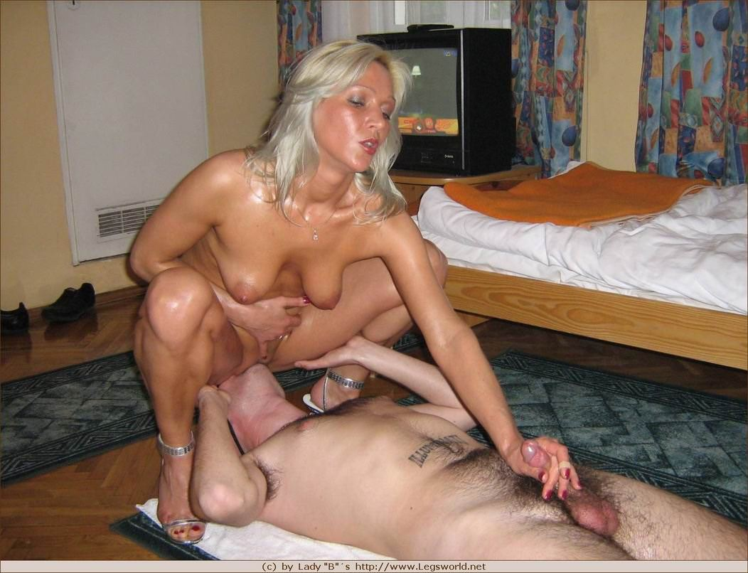 Public german sex fair striptease show 8