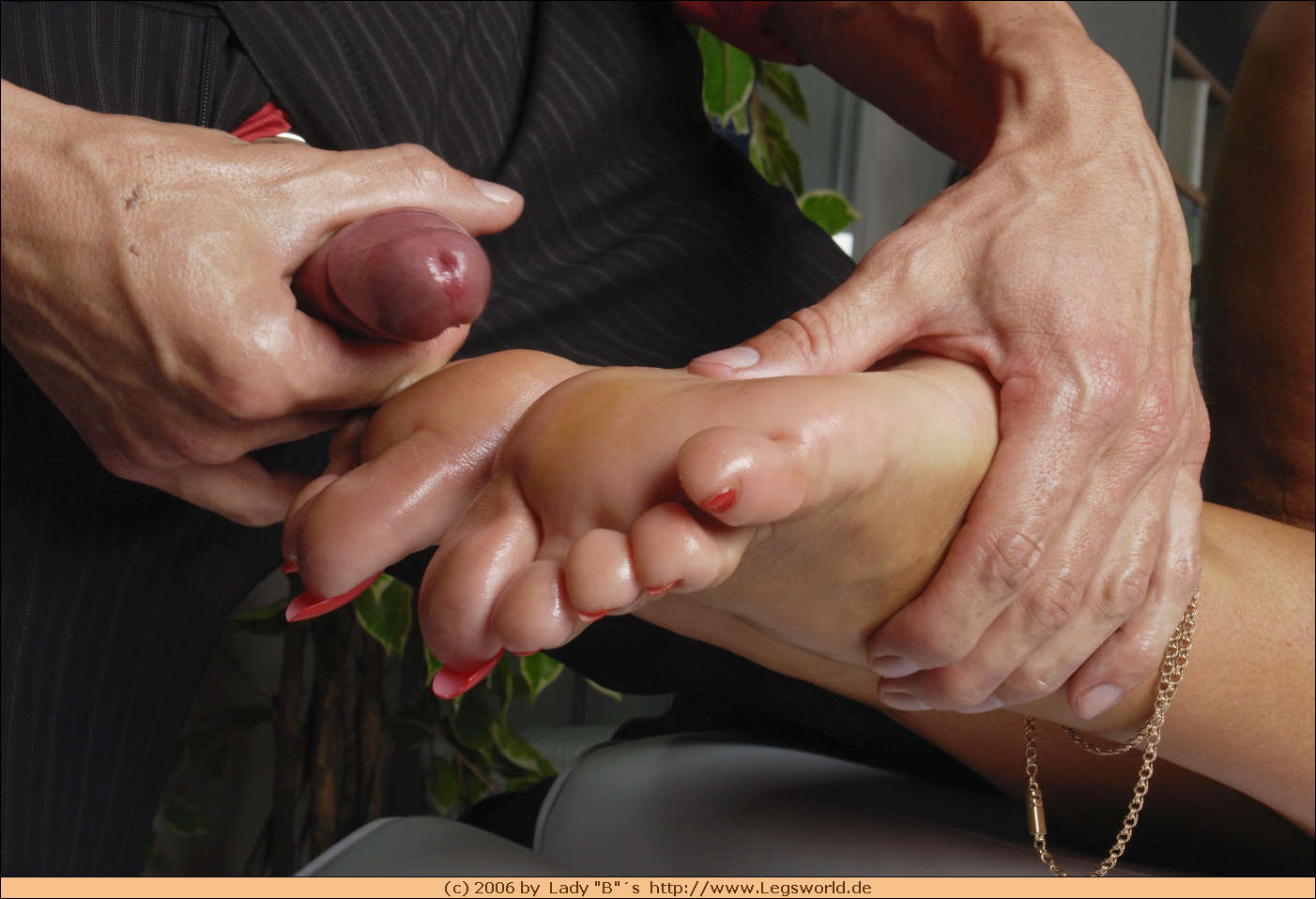 Apologise, but, Sexy mature feet consider, that