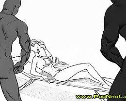 Britney spears interracial comics