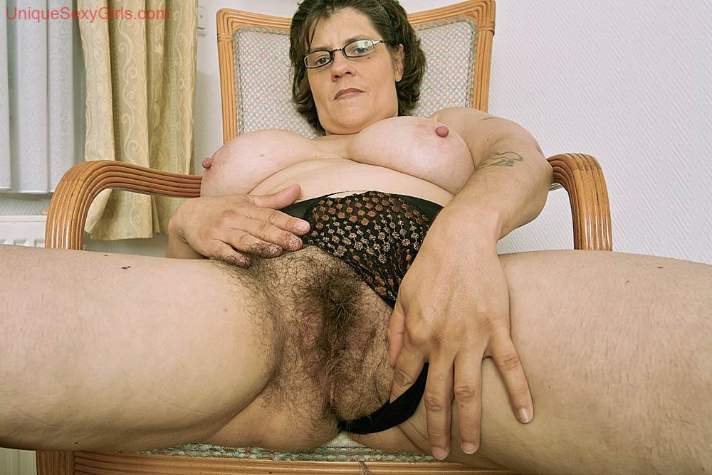 Толстые волосатые порно фото