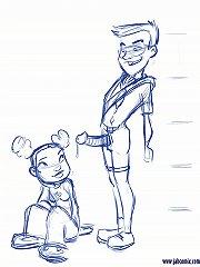 Jab COMIX. ay papi, ay papi 13, omega girl, jab comics